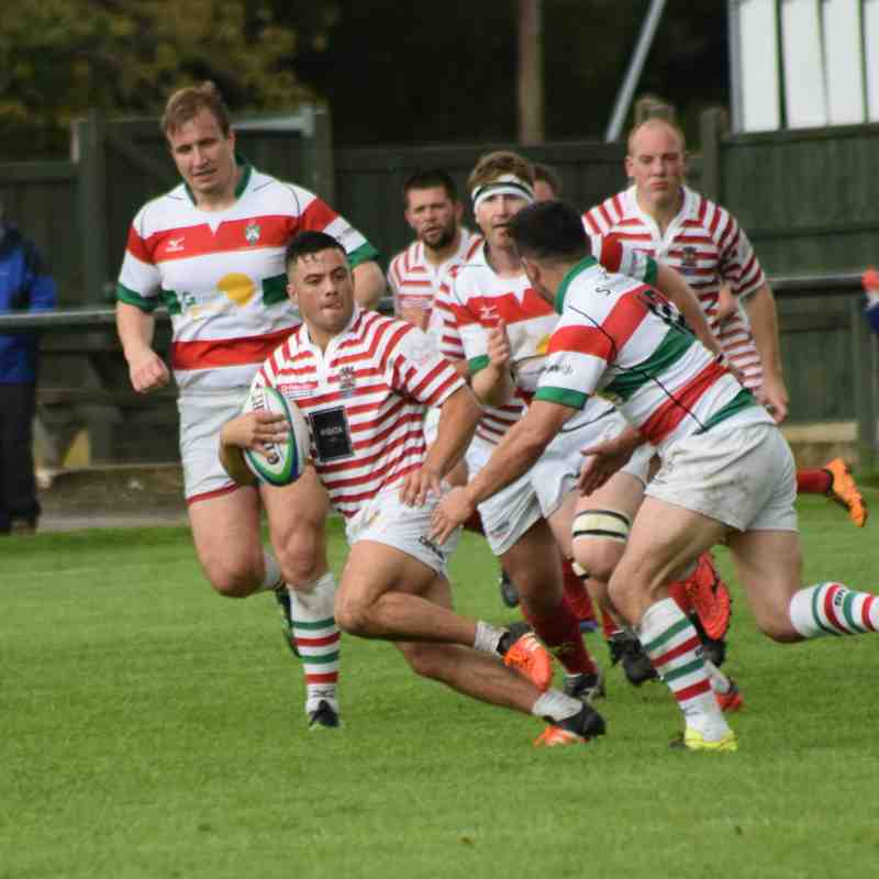 1st XV vs Stockport 09/09/2017
