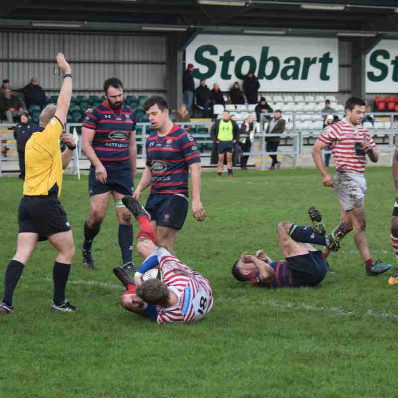 Firwood Waterloo vs 1st XV 02/12/2017