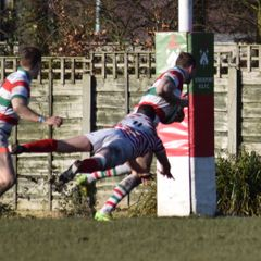 Stockport vs 1st XV 24/02/2018