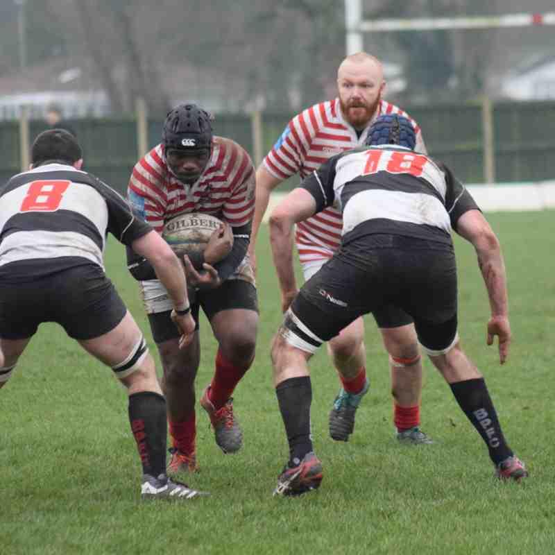 1st XV vs Broughton Park 19/01/2019