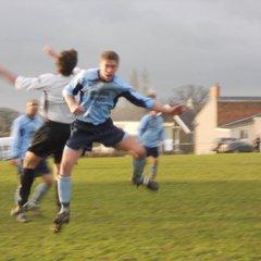 Barritt Cup Llandyrnog 1 Pwllheli 0