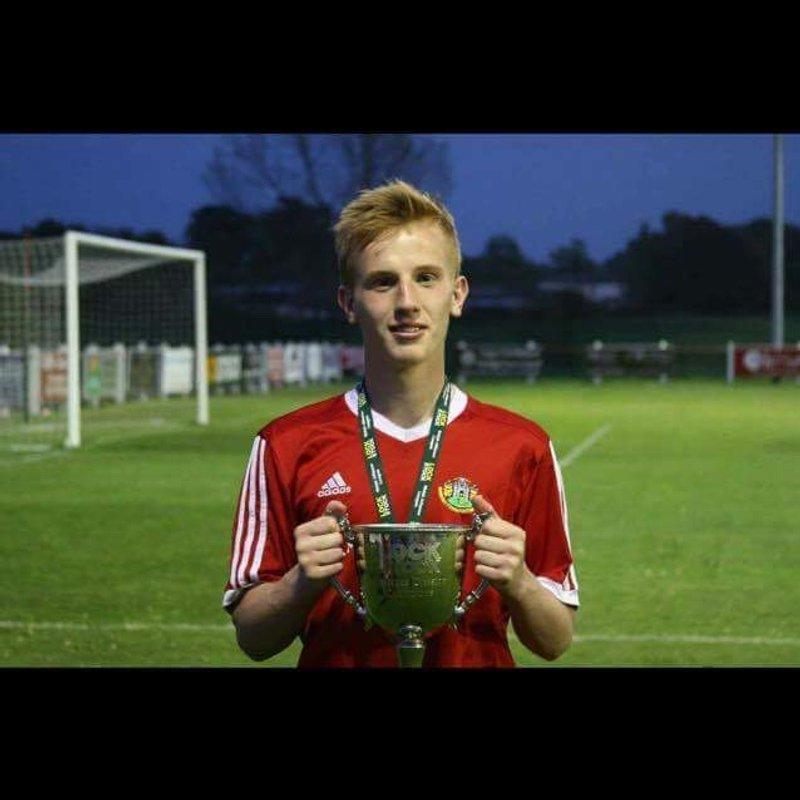 New signing Thomas unveiled!