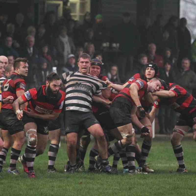 Newark 1st XV v Bedford Athletic 1st XV 15/11/14