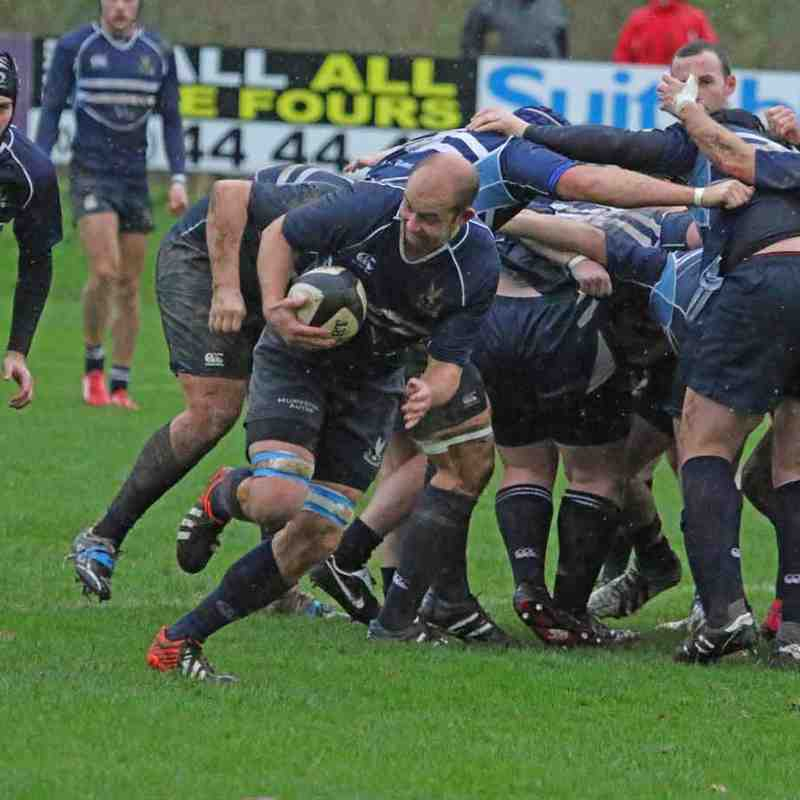 Livingston RFC 1st V RHC