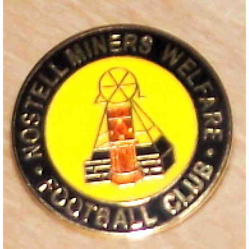 Nostell MWFC Lapel Badges