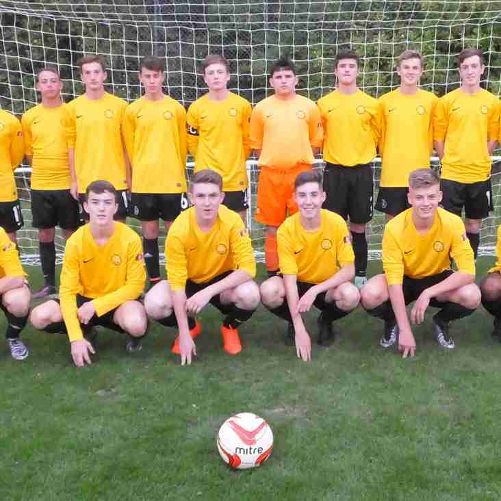 Fourteen goal feast for under 19's