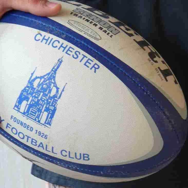 Chichester RFC Mini & Junior Annual General Meeting Agenda 16.05.16
