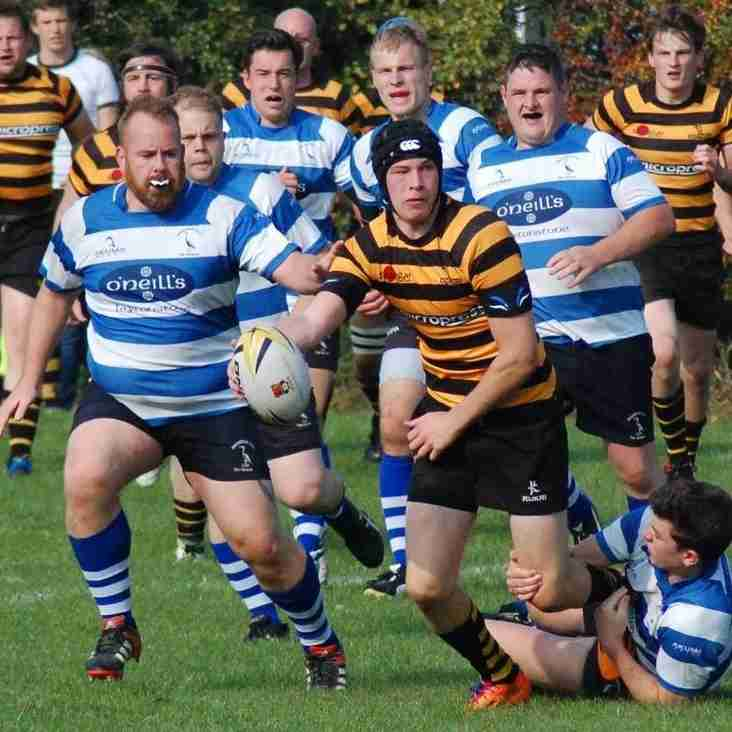 Phantoms Feature Heavily For Wanstead RFC At Weekend