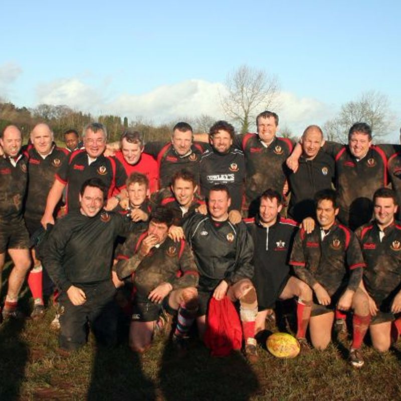 The St Georges Day Vets Rugby Festival (and social players)