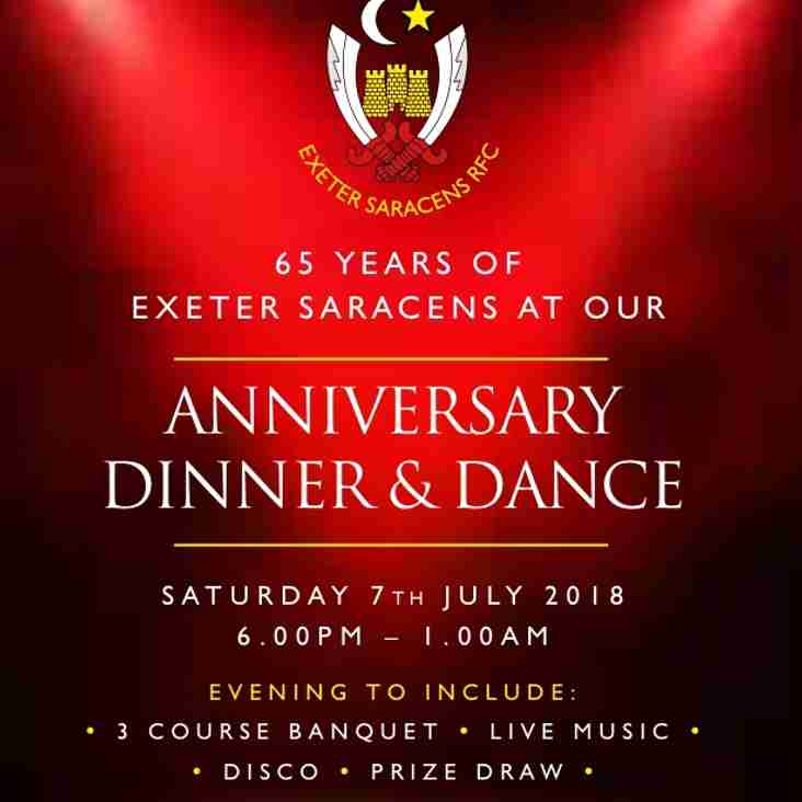 Dinner and Dance 2018