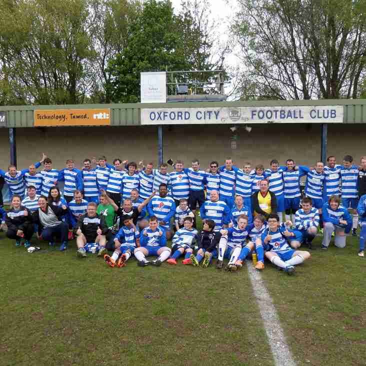 Oxford City Casuals Newsletter, February 2018