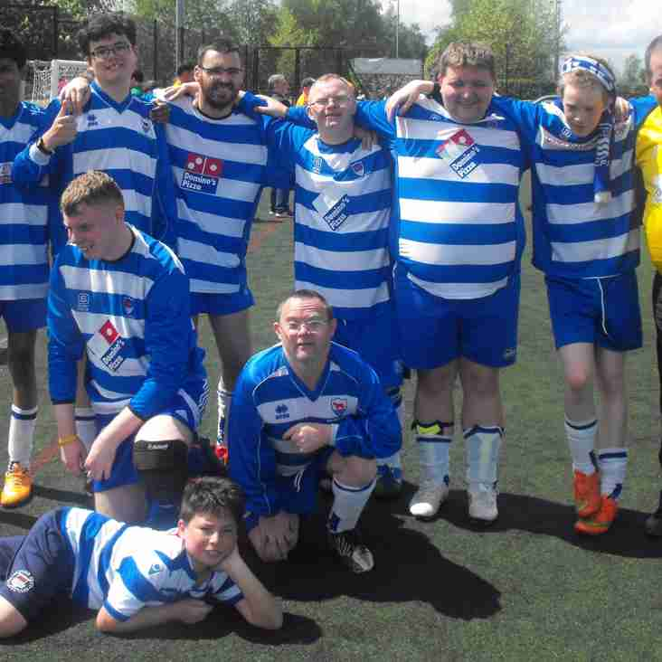 The Casuals go to the cobblers for latest BOBi tournament
