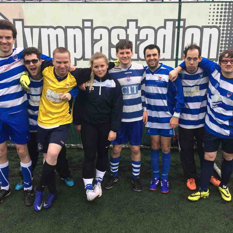 FA Peoples Cup February 2017