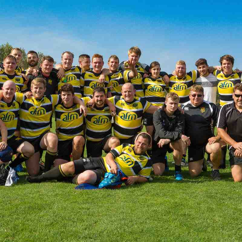 St Jacques v Basingstoke Dragons 2015