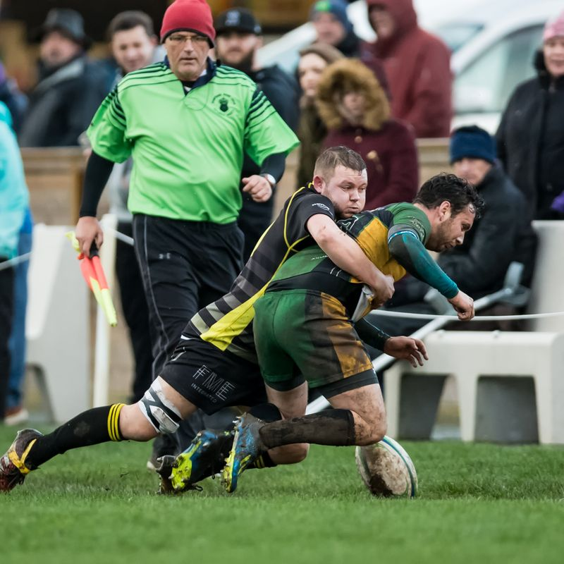 St Jacques Vikings v Barns Green RFC 2018