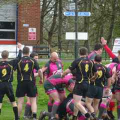1sts vs Upton-on-Severn 160416
