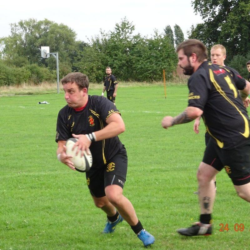 1sts vs Chaddersley Corbett Junior Vase 24916