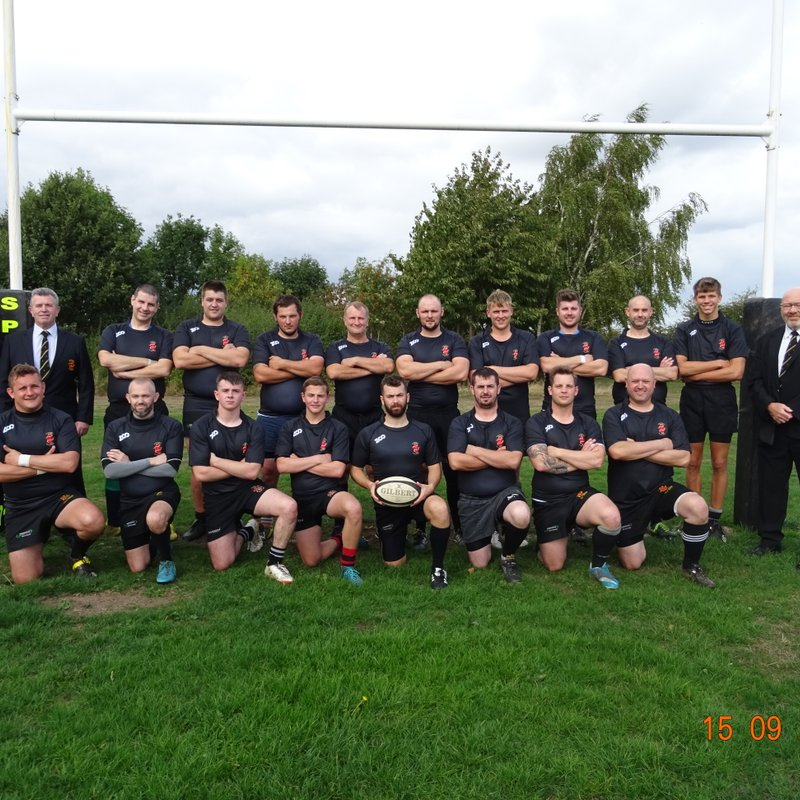 First XV lose to Birmingham Exiles 0 - 30