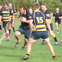 1sts vs AEI Rugby 150918