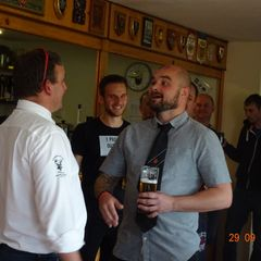2nds vs Harbury Warwickshire Vase 290918