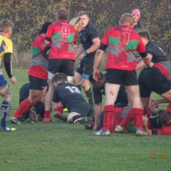 1st vs Rugby Welsh 171118