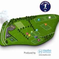 New football map!