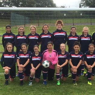 7 Goal thriller see's Under 14's through to Semi-Final of Middlesex cup