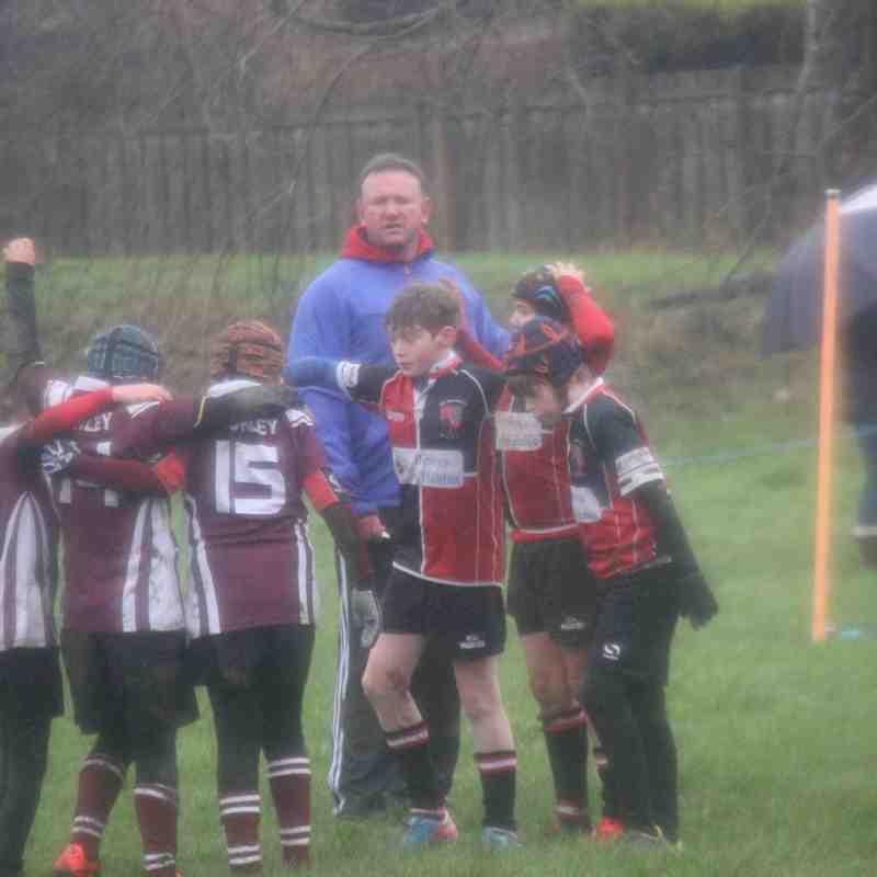 Under 11s v Morley - 31st January 2016