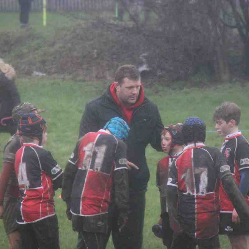 Under 11s v Morley - 31st January 2016