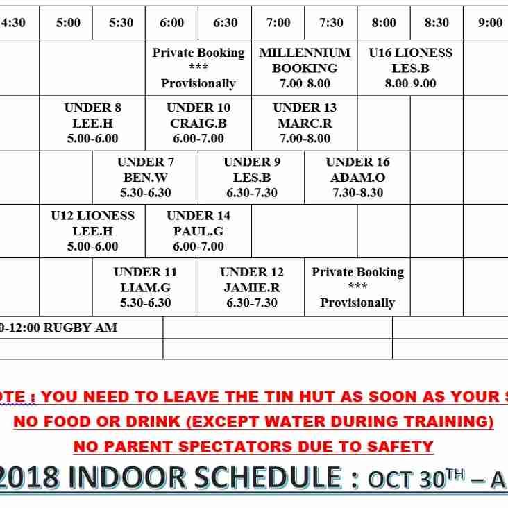Indoor Slots 2017