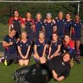 Ladies 1st XI lose to Team Surrey Spartans Ladies 1s 1 - 2