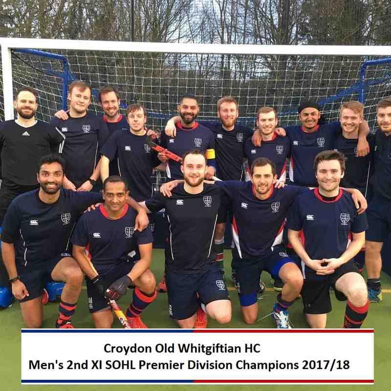COWHC 2017/18 Season