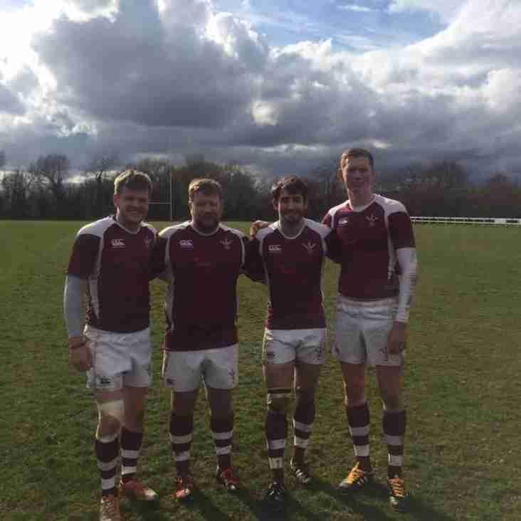 Ruislip v Old Priorians Match Report