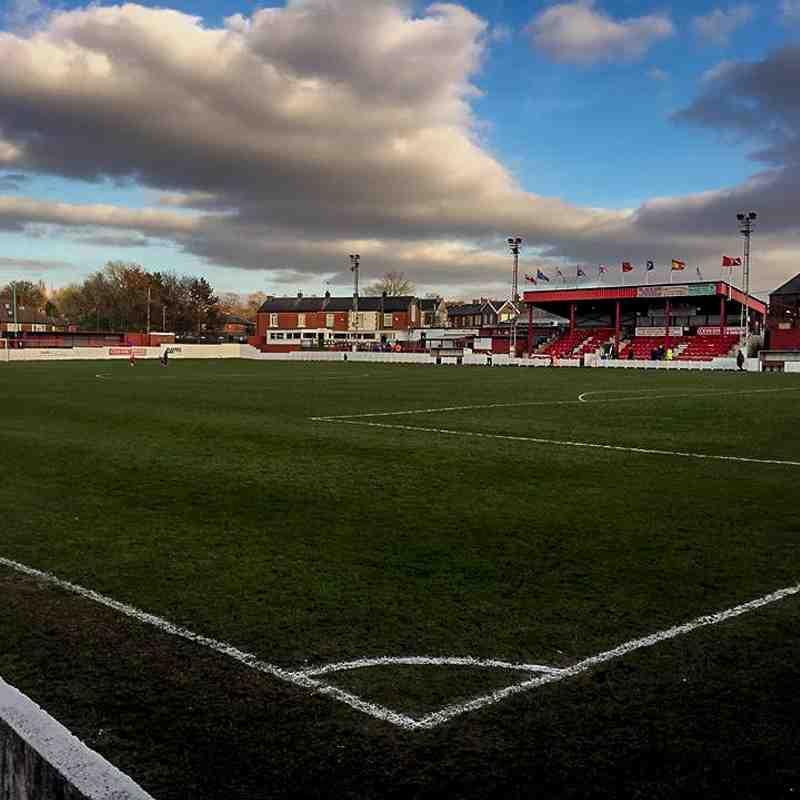 Ashton Utd 2 - 0 Matlock Town