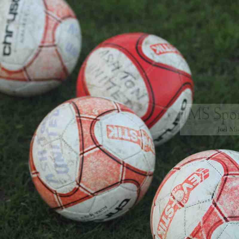 Ramsbottom Utd 0 - 3 Ashton Utd - Evo Stick - NPL - 14 April 2015