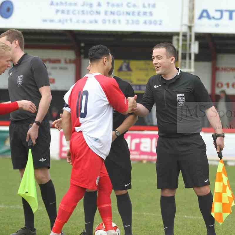 Ashton Utd 1-2 Rushall Olympic Evo Stick NPL 25April 2015