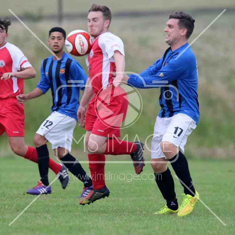 Ashton Utd res v Avro FC - Pre Season Game - 23 July 2015