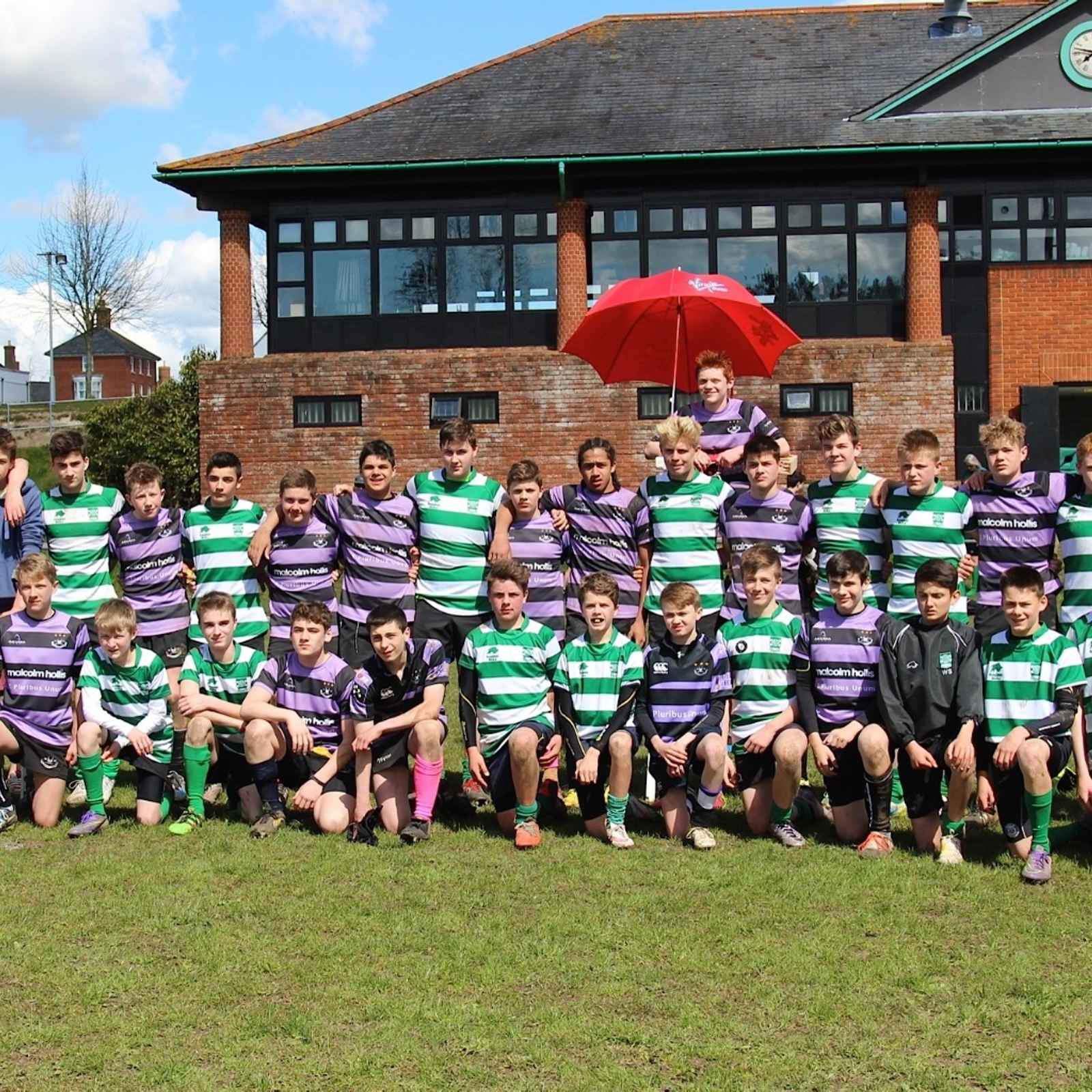 DRFC U14s faced tough test against Clifton touring side ...