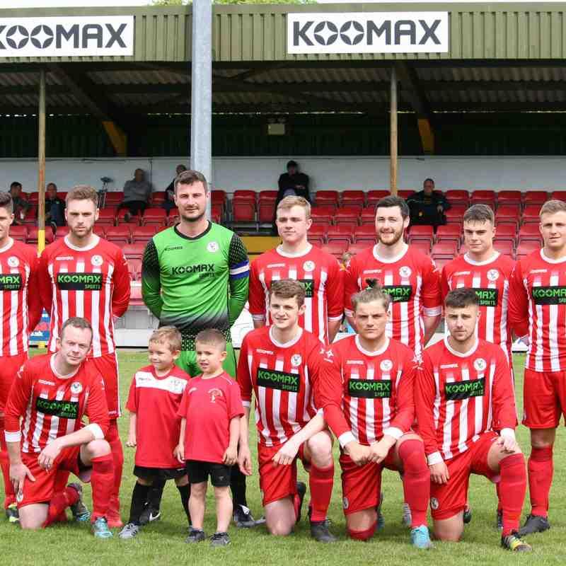 Buckley Town 3 - 0 Llanuwchllyn