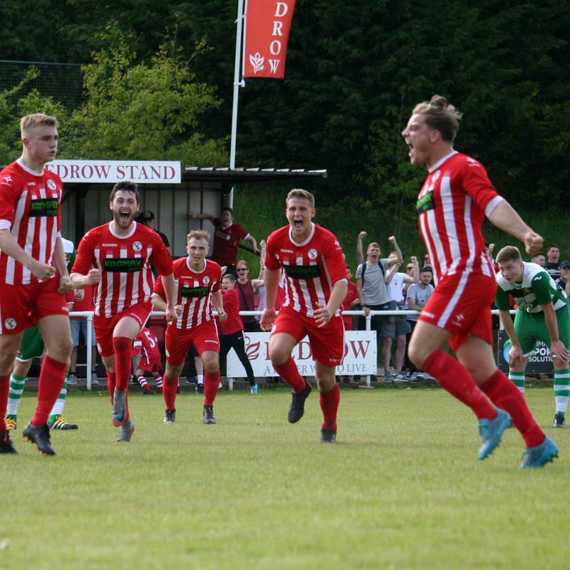 Buckley Town 1 - 1 Brickfield Rangers
