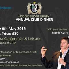 Annual Awards Dinner 2016