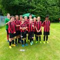 Under 14 lose to AFC Norton Woodseats 1 - 3