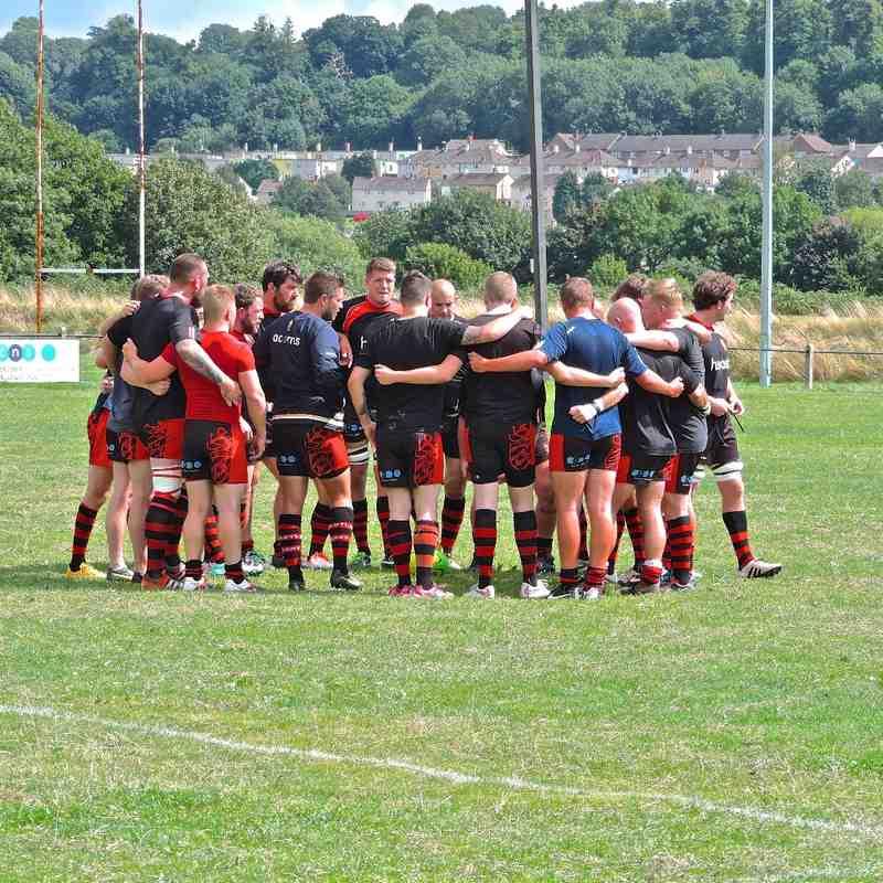 Avonmouth OB's Vs Rumney RFC (15/8/15)