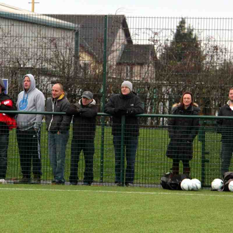 U10s at Gildersome 'A' 23.11.14