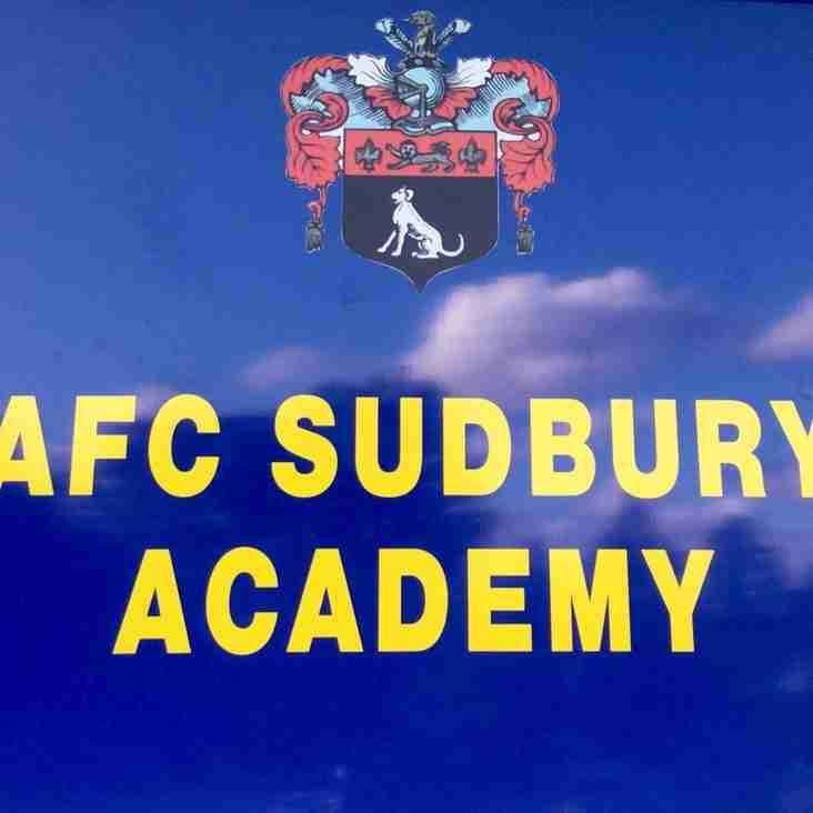 Academy Staff Update