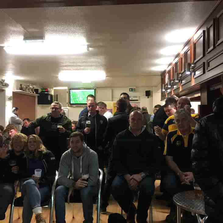 Rugby Bar Opens in great turnout