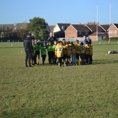 U9's v Braintree 18 November 2018