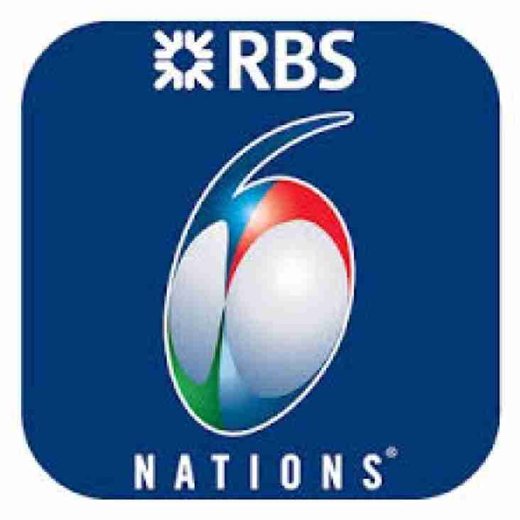 RBS 6 Nations Triple Header this weekend at the club