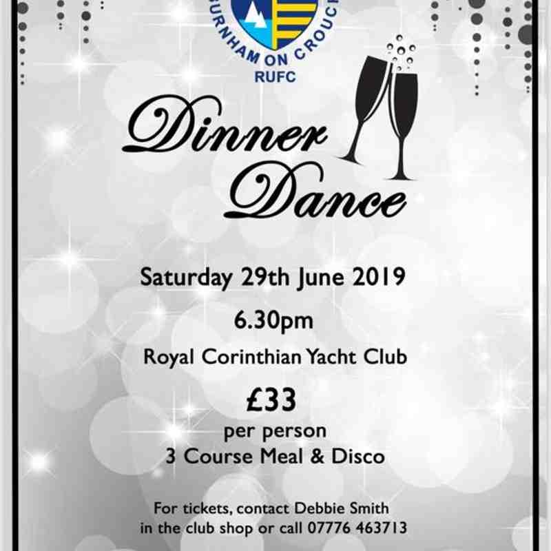 DInner & Dance 2019