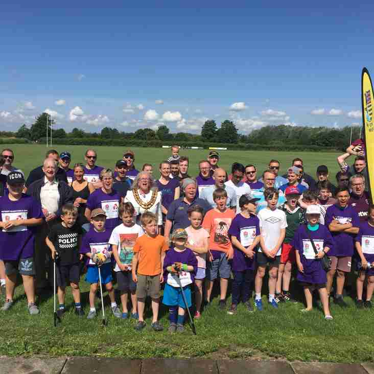 England Rugby/Natwest RFU GroundForce success
